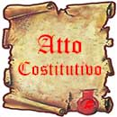 Atto Costitutivo A. S. D. Taekwondo Lupi - Pergamena