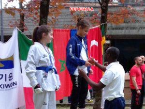 20160417 Federica Dalpozzo sul podio di Calcara