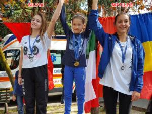 20160417 Silvia Martelli e Bonfiglioli Matilde sul podio di Calcara