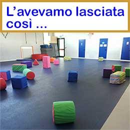Inizio corsi 2016-17 - Palestra Fantini - Via Galletta 42 - la Mura San Carlo