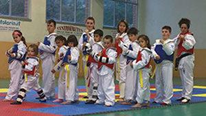 Corsi 2019-20 di Taekwondo FITA all'A. S. D. Taekwondo Lupi